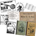 tutor books Early Banjo Complete