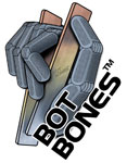 Bot Bones Aluminum, medium